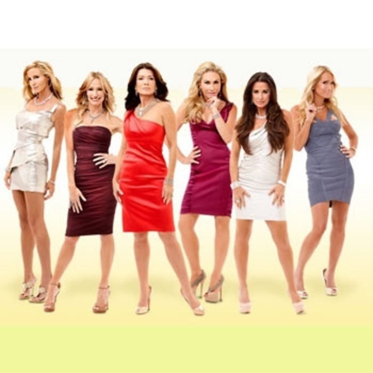 Can't get enough of the Beverly Hills ladies!