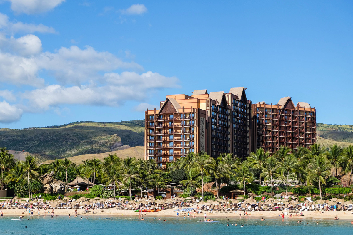 Disney's Aulani is a great resort for teens. (Photo: Michelle Rae Uy)