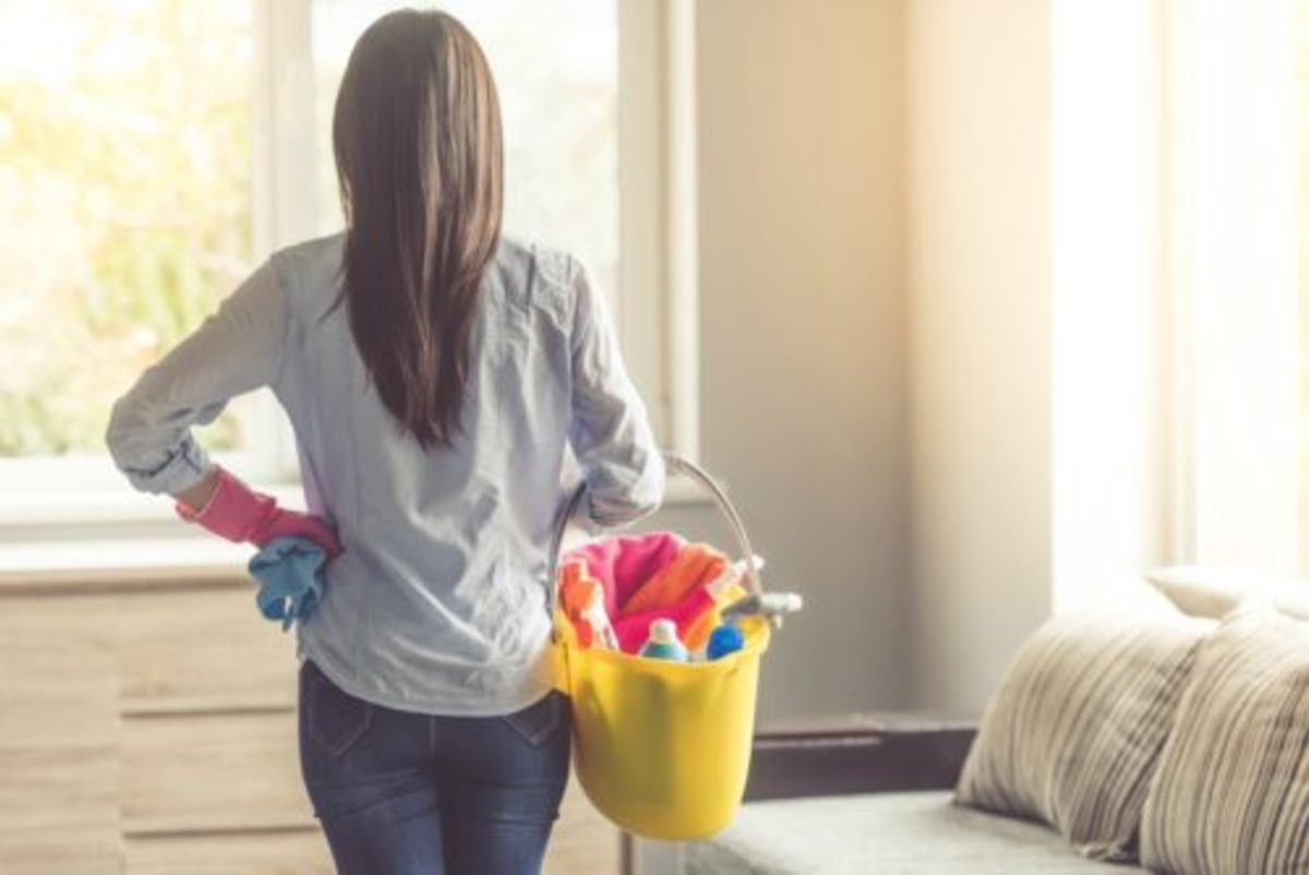 5 CRUCIAL Things I Learned From Cleaning Houses To Support My Kids