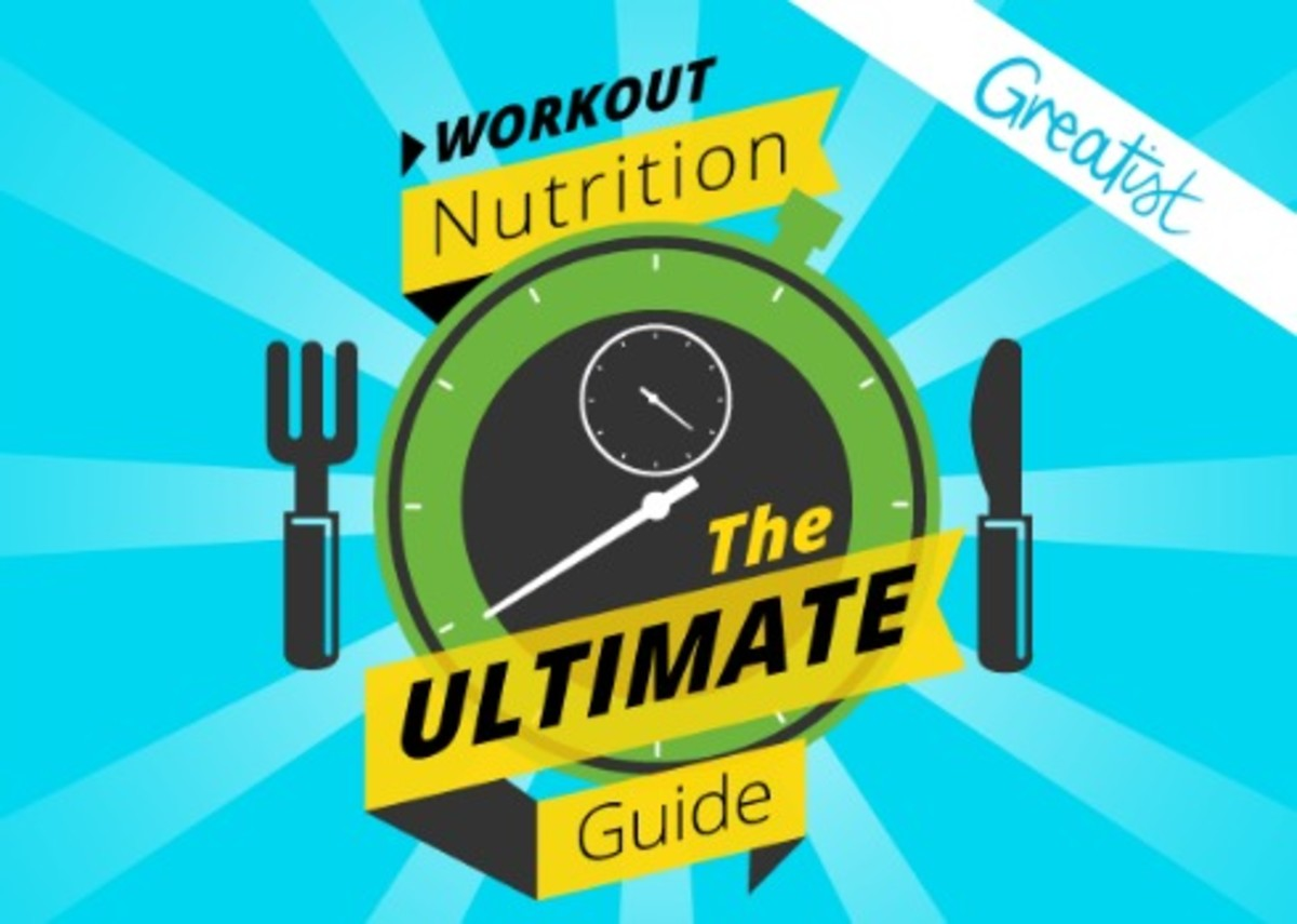 greatist workout nutrition guide