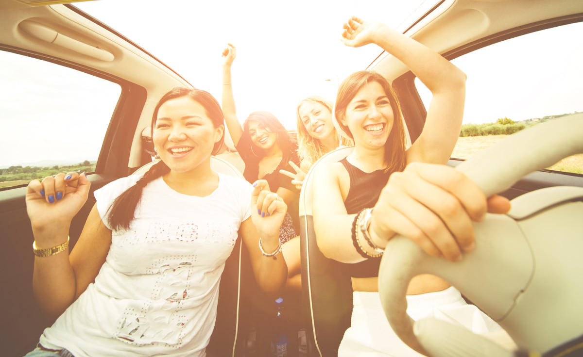 Girls Night Out Ideas For Moms