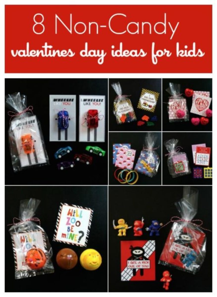 8 Non Candy Valentines Day Ideas For Kids 1