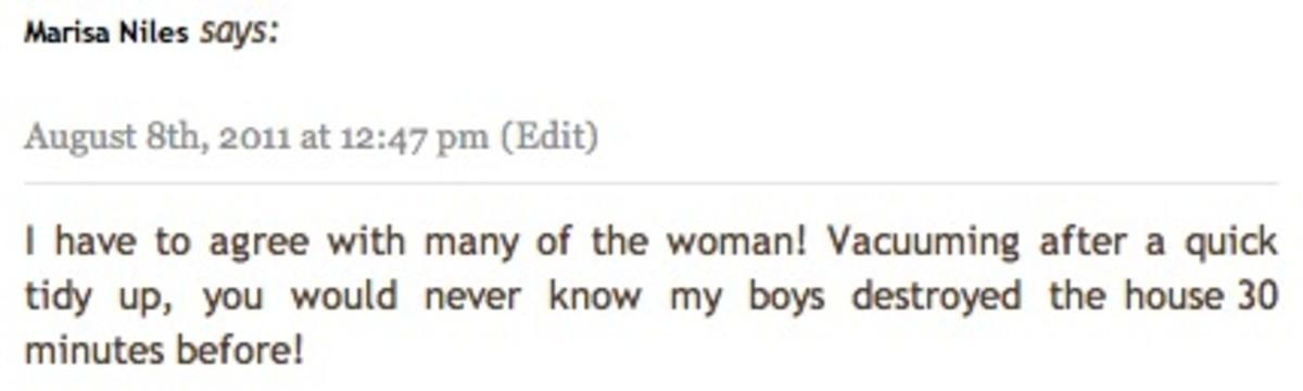 nimble winner comment