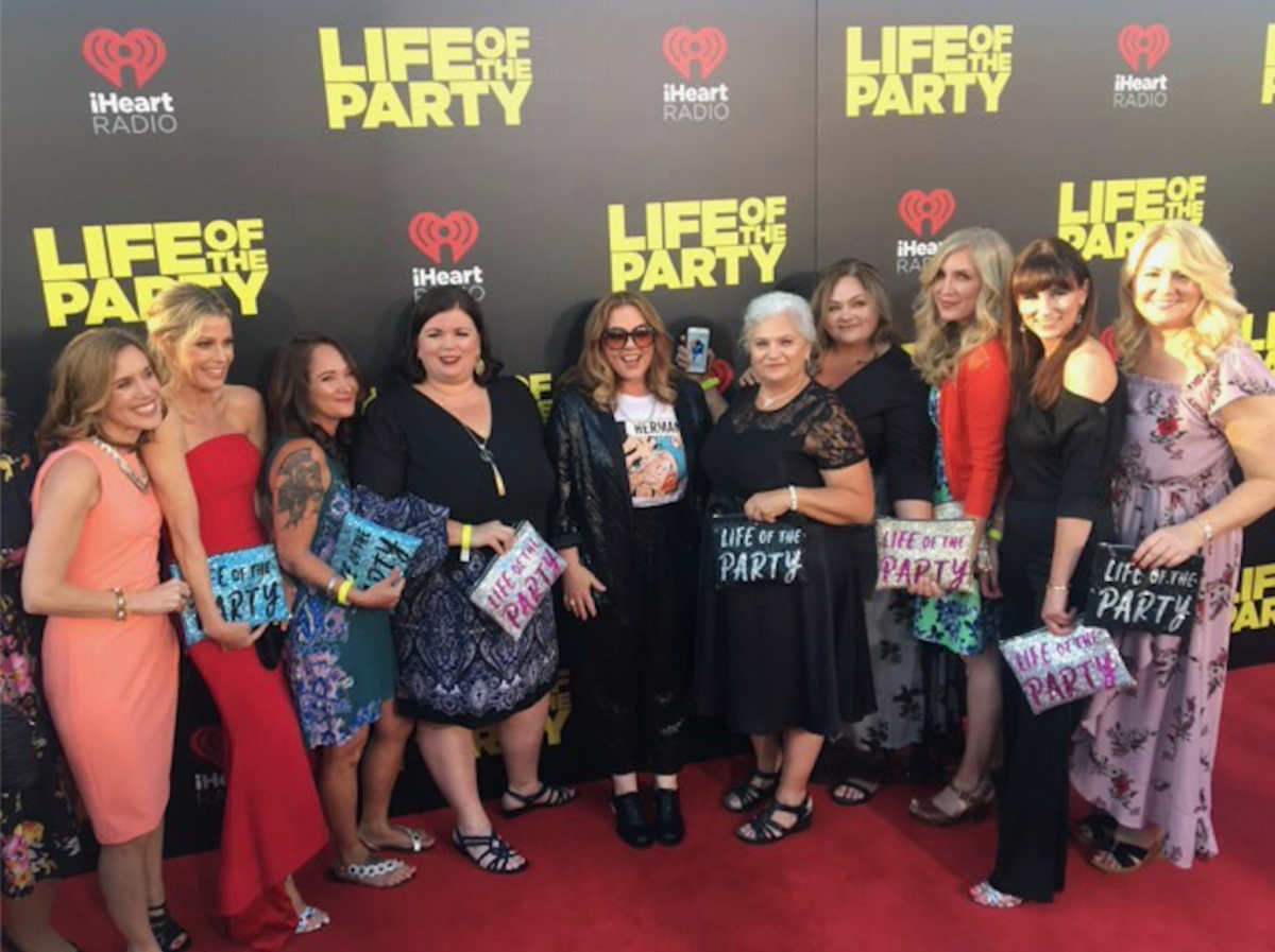 Life of the Party Premier