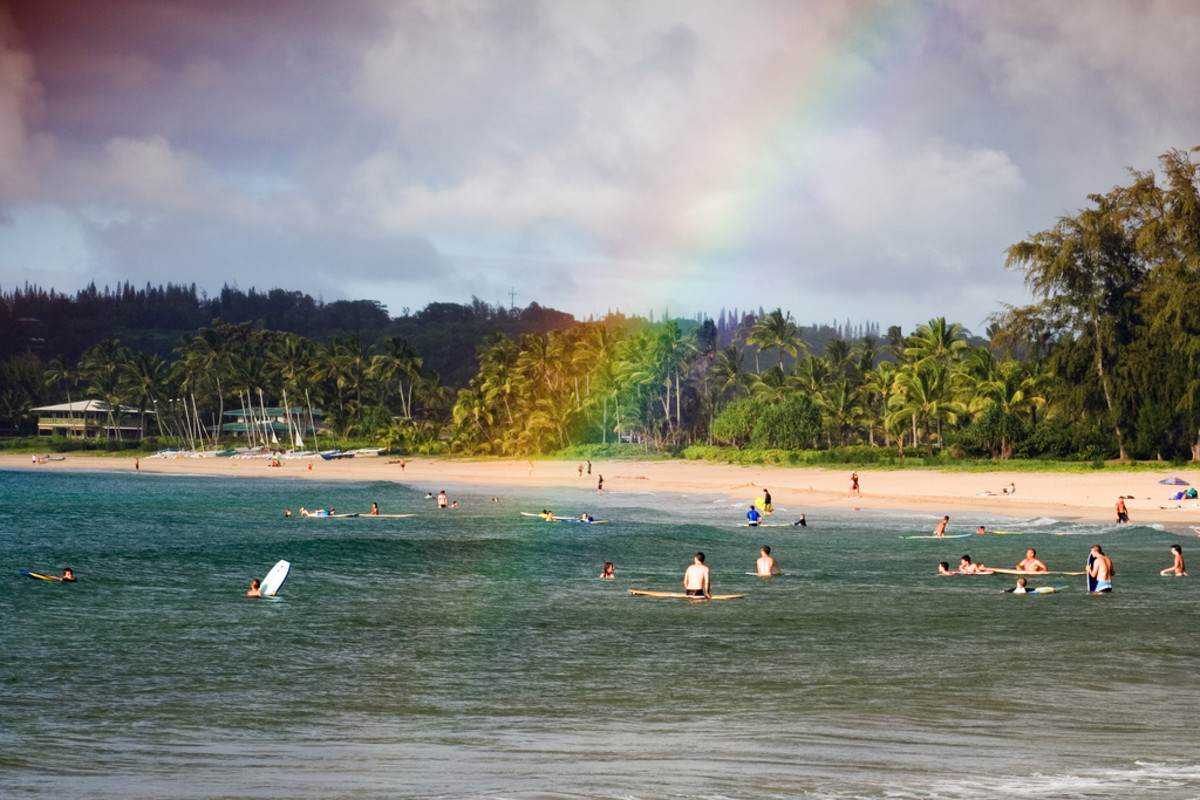 Kauai, Hawaii (Flickr: Adam)