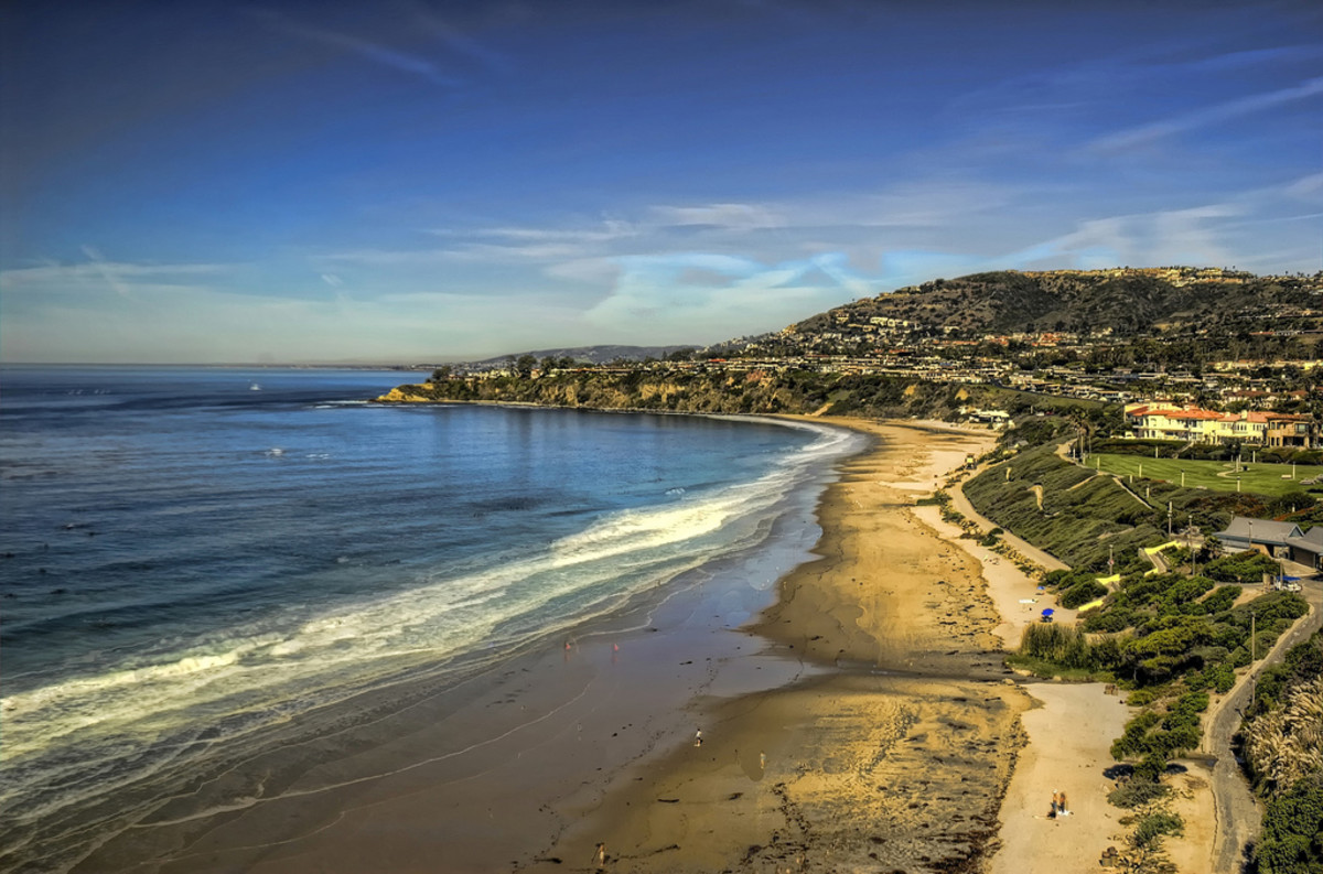 Dana Point, California (Flickr: Neil Kremer)