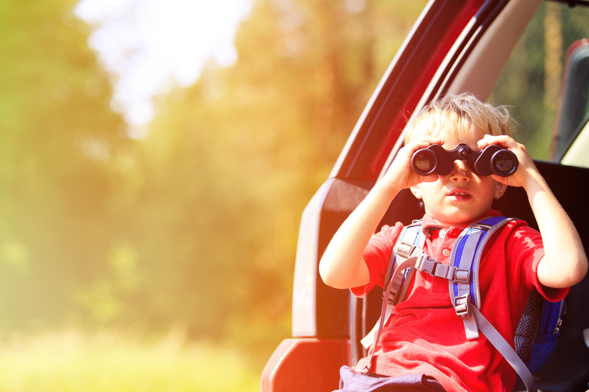 7 Tips For Raising Adventurous Kids