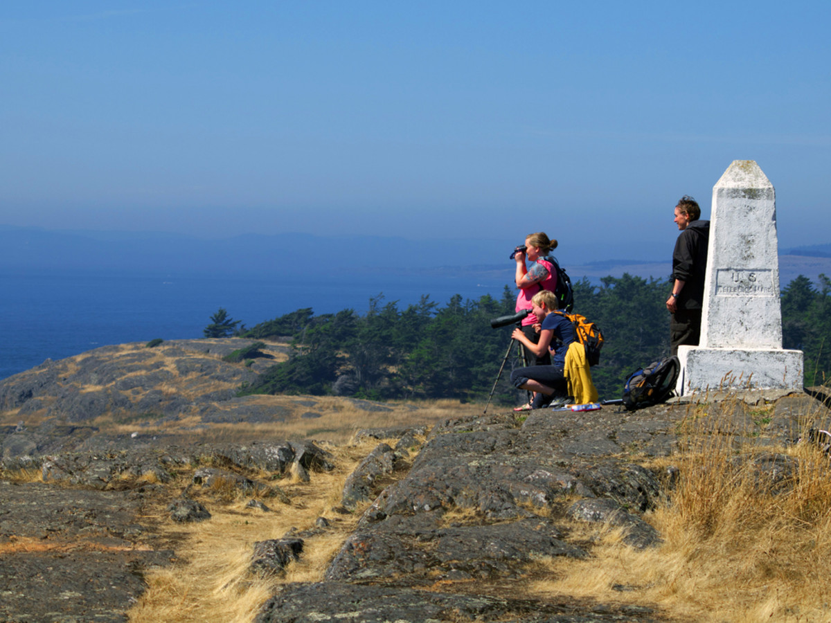 San Juan Islands National Monument in Washington (Flickr: Bureau of Land Management Oregon and Washington)