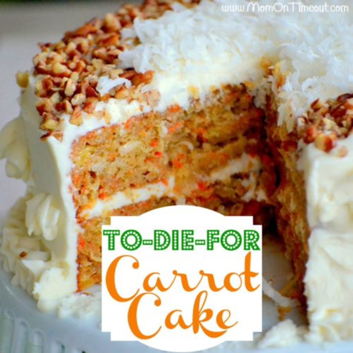 Fall Treats-Carrot Cake