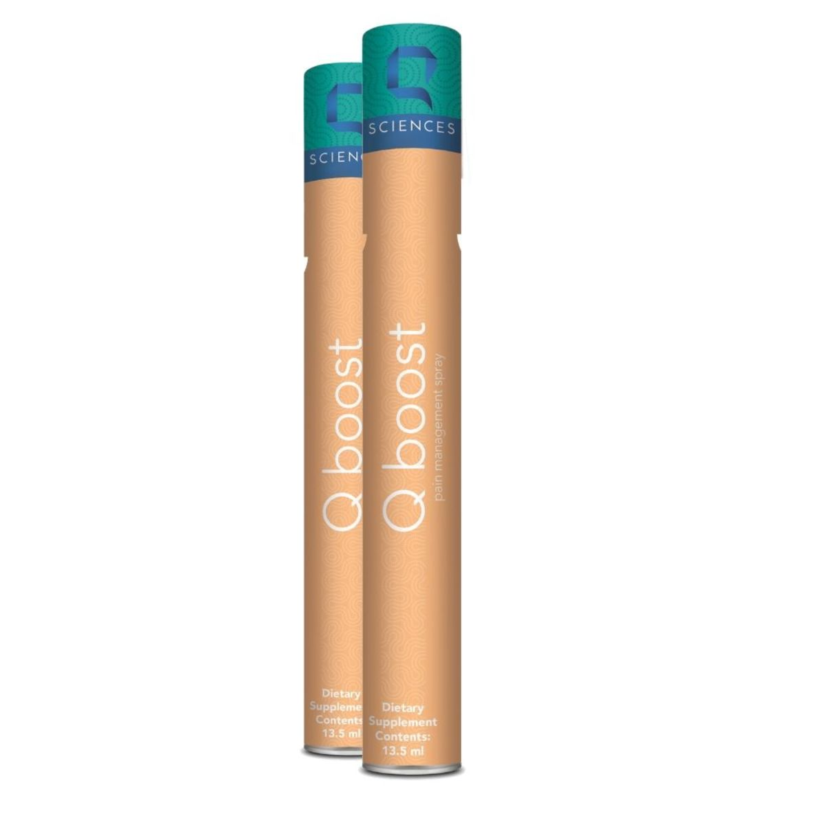 QBoost Energy Boost Spray