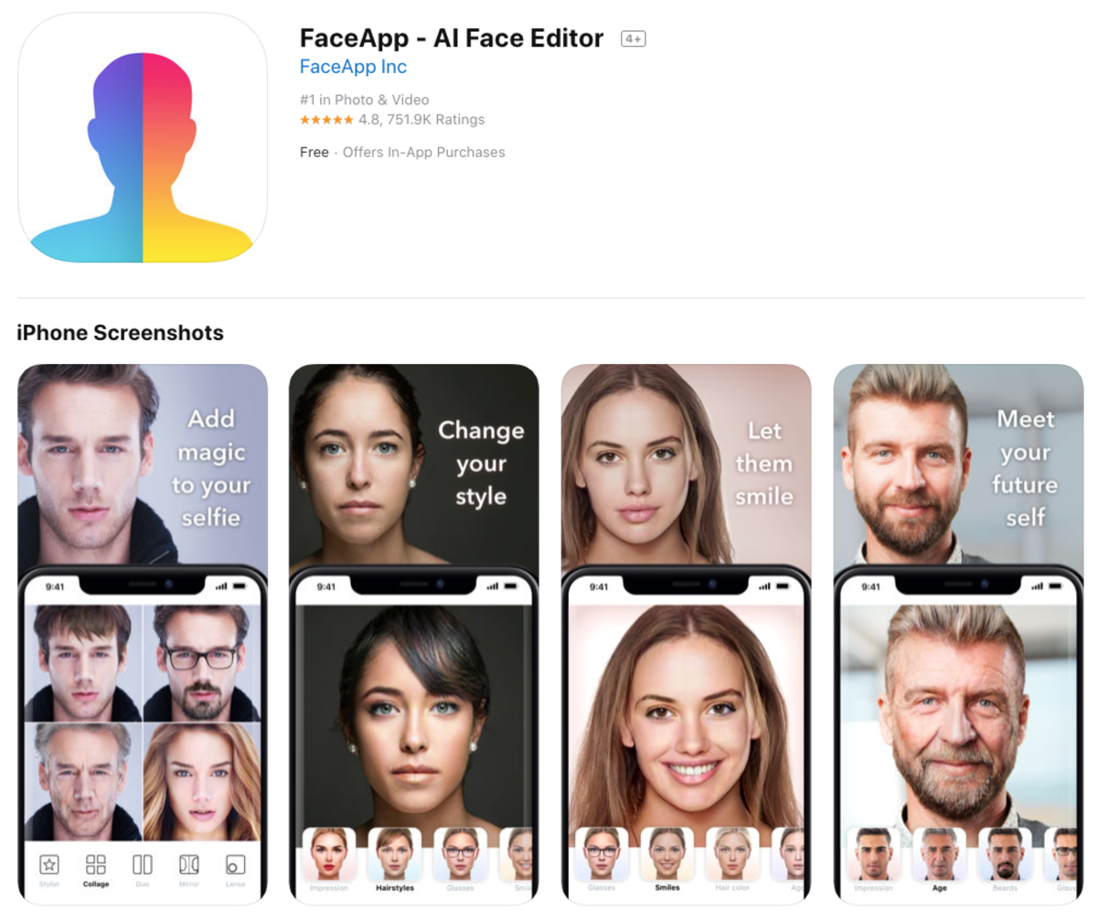 FaceApp is a Lesson in Reading the Fine Print 2