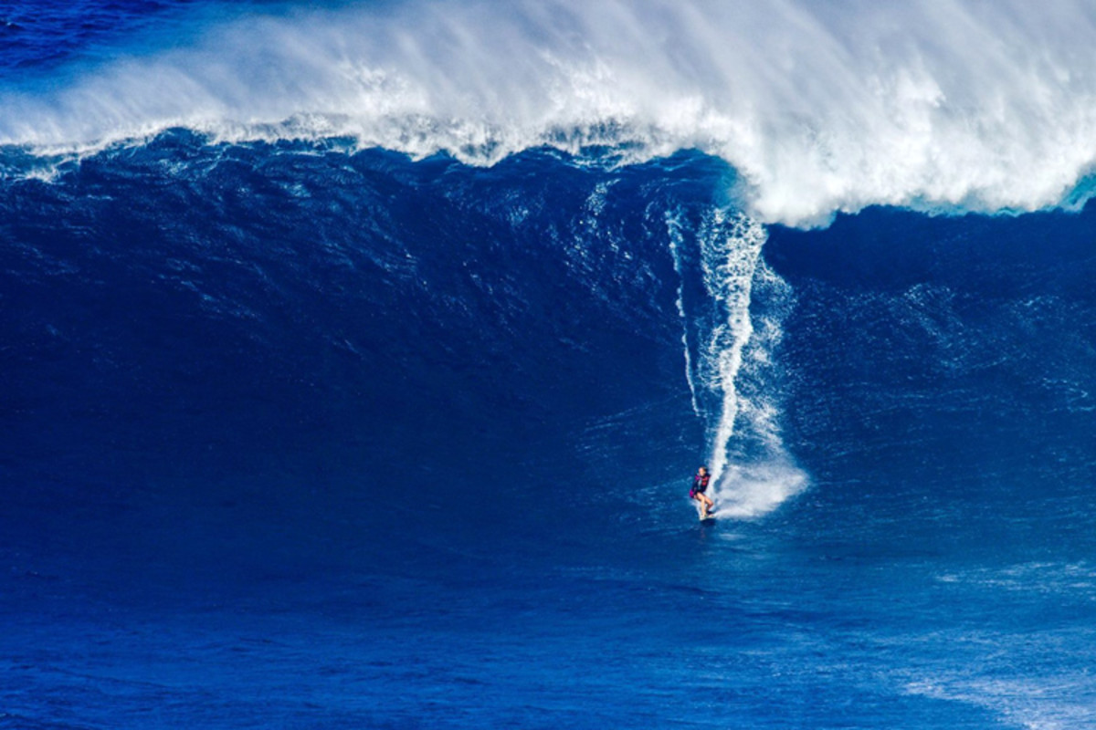 Bethany Hamilton Big Wave Surfing