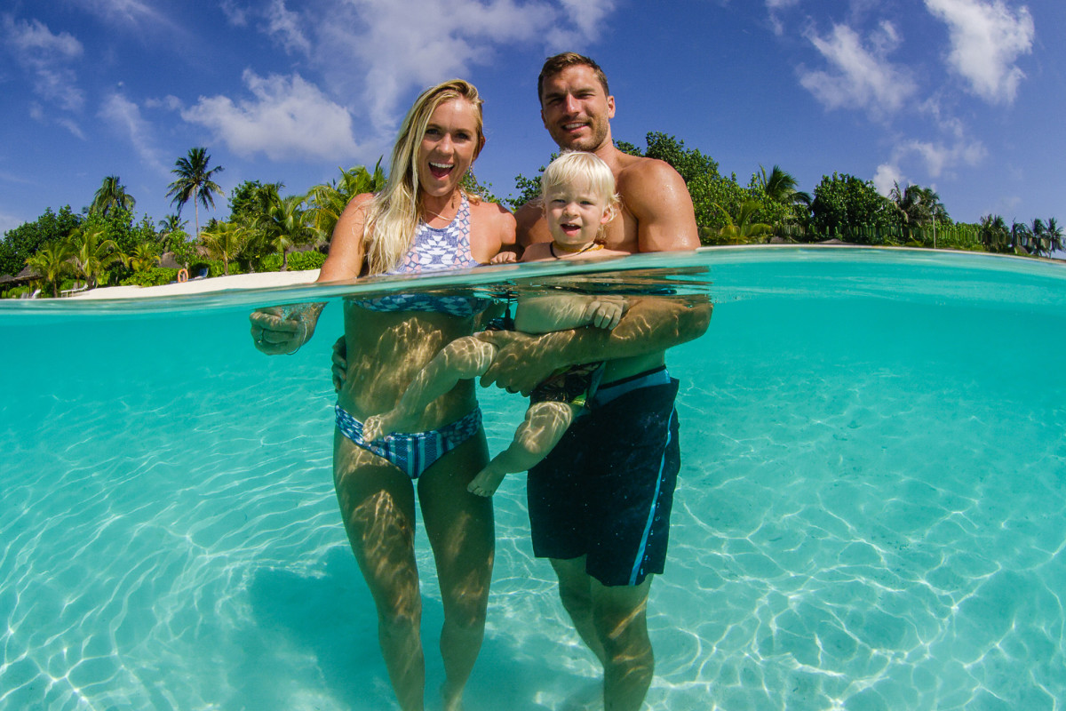 Bethany Hamilton Family Photo