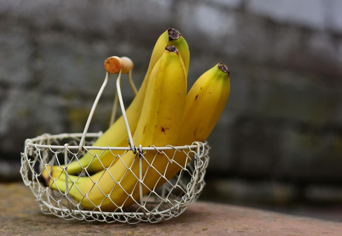 bananas for pumpkin muffins