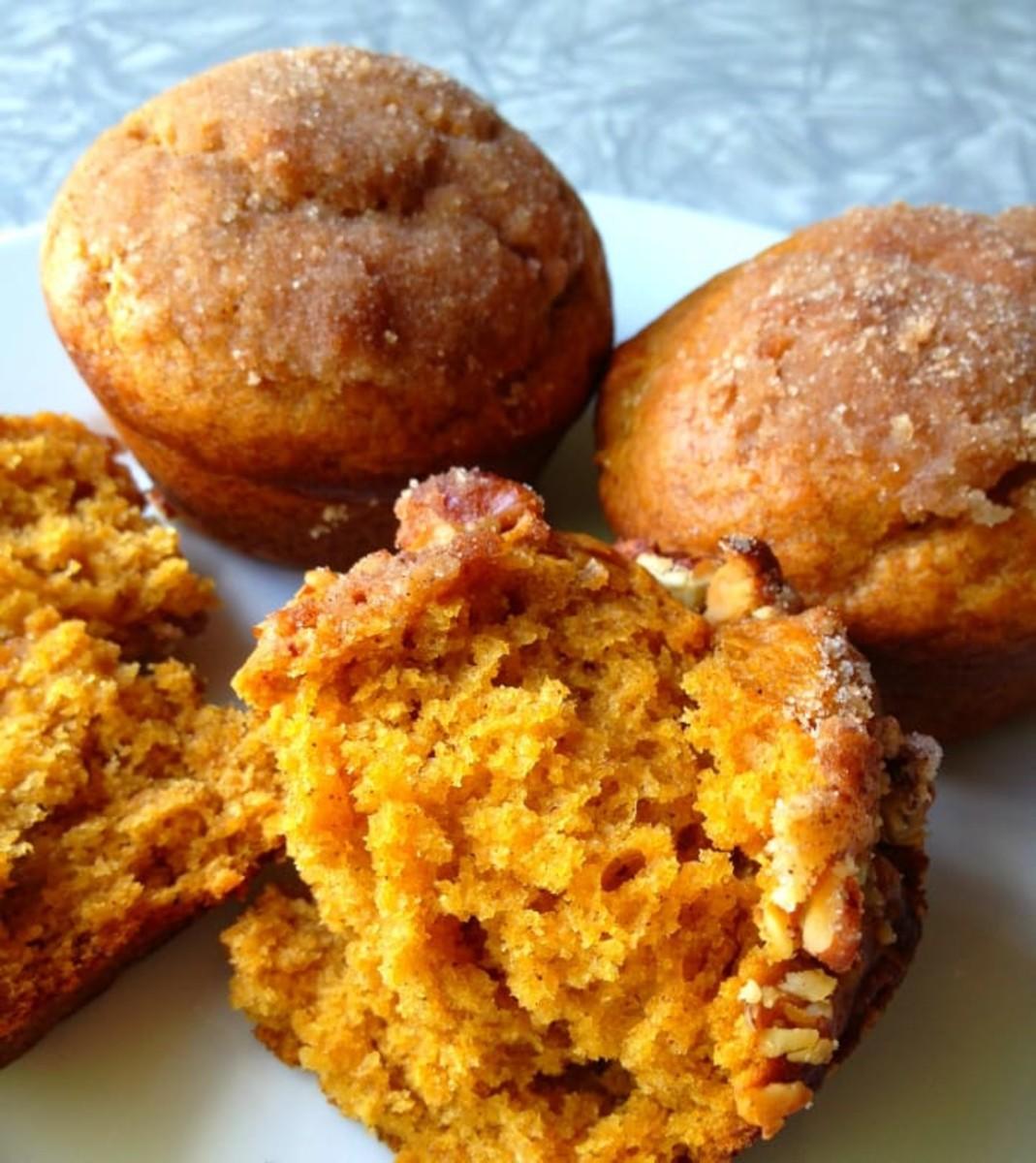 best-pumpkin-muffins-delicious