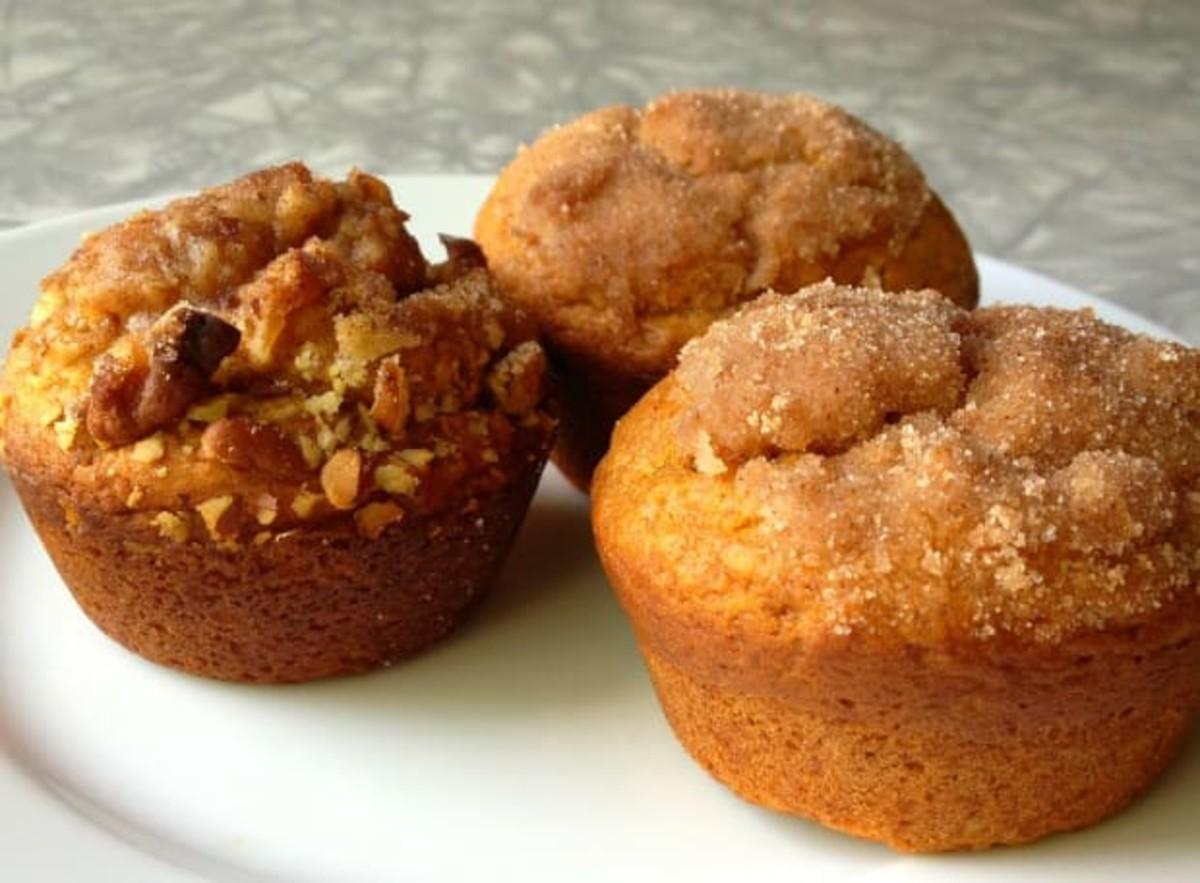 best-pumpkin-muffins