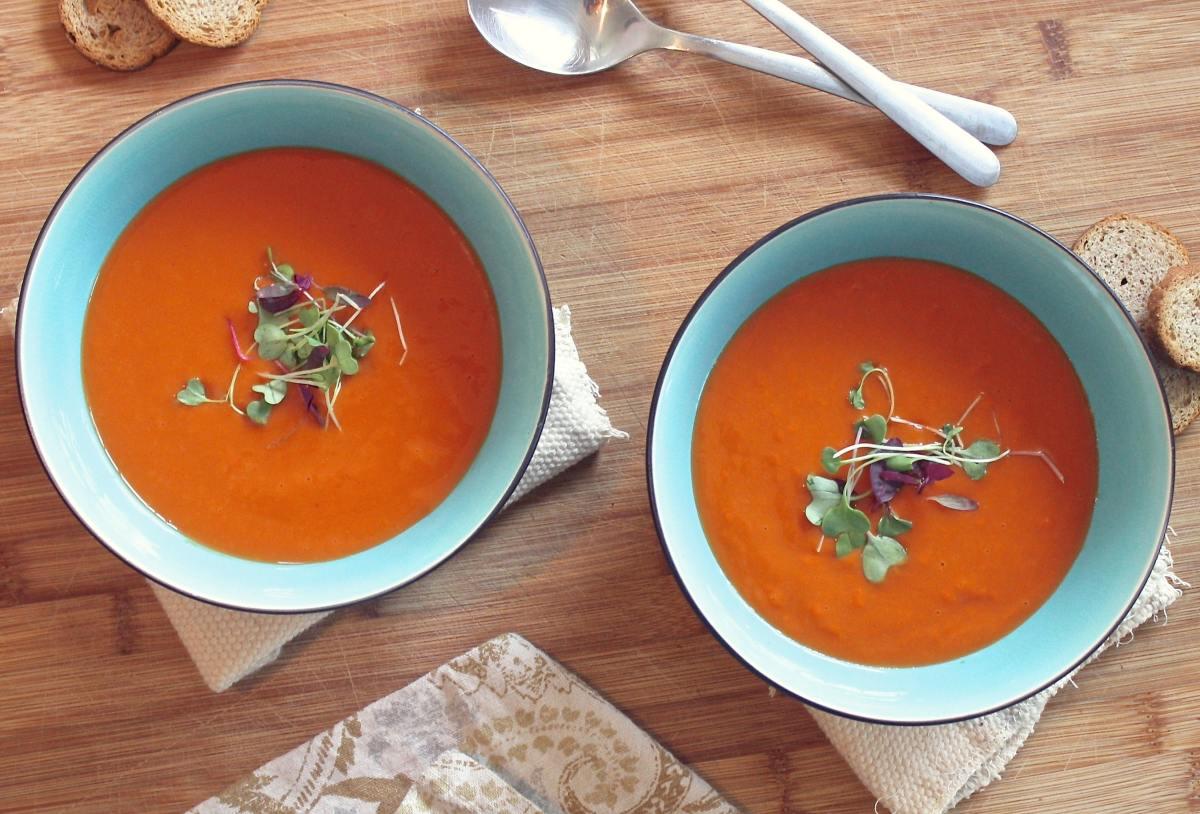 tomato soup vs tomato bisque