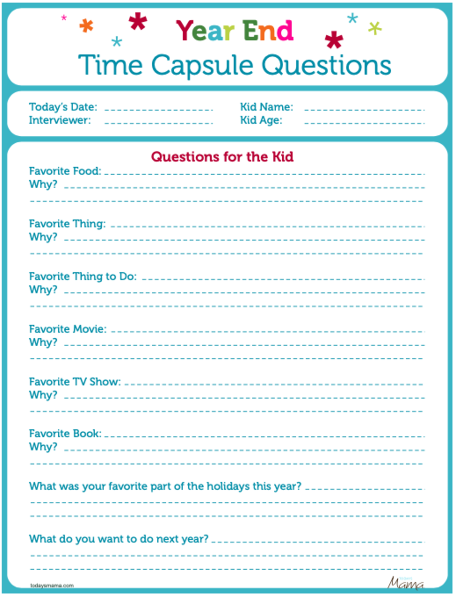 YearEndTimeCapsuleQuestions1