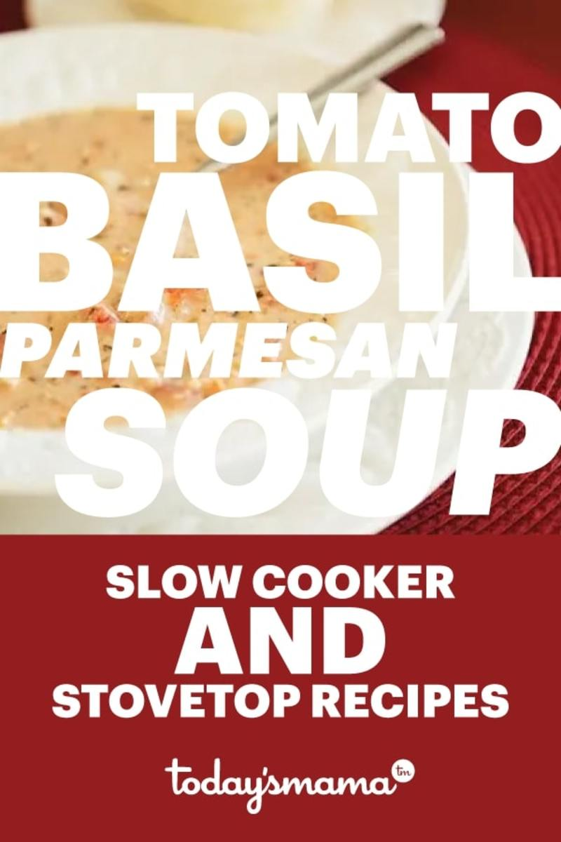 Tomato-Basil-Soup