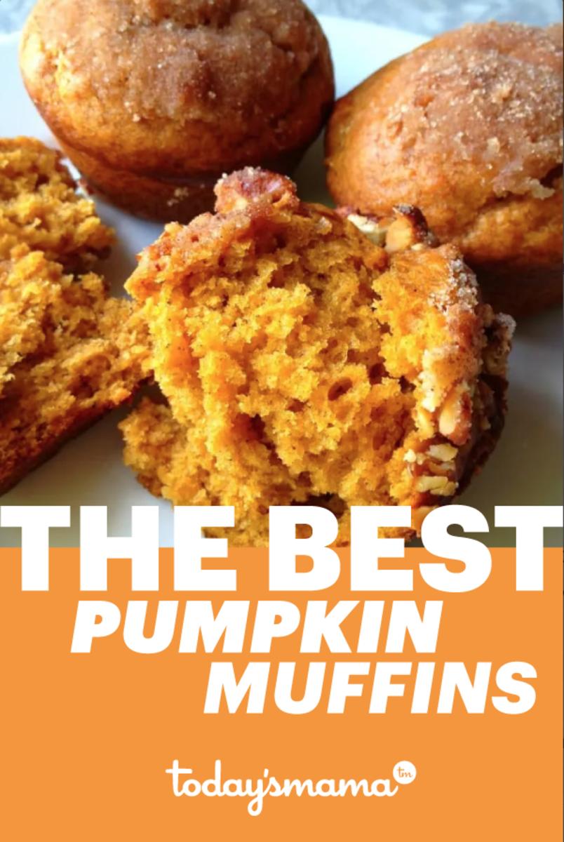 best pumpkin muffin recipe ever