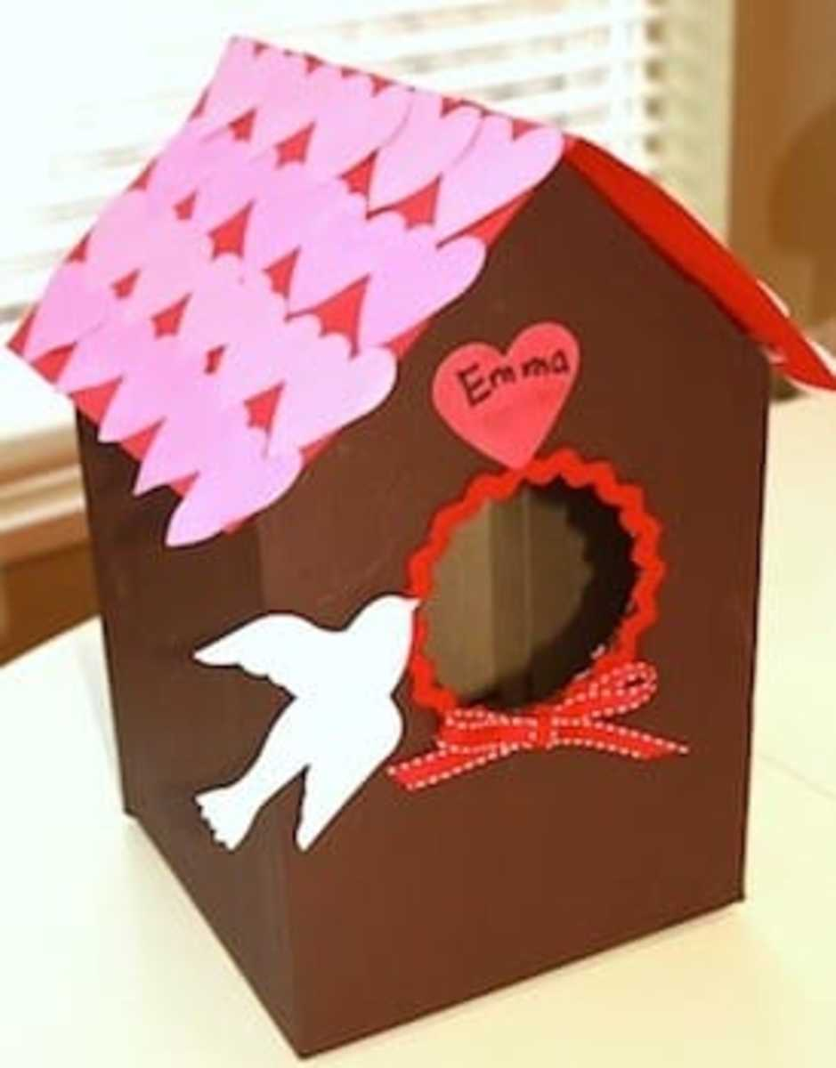 valentines box for girls