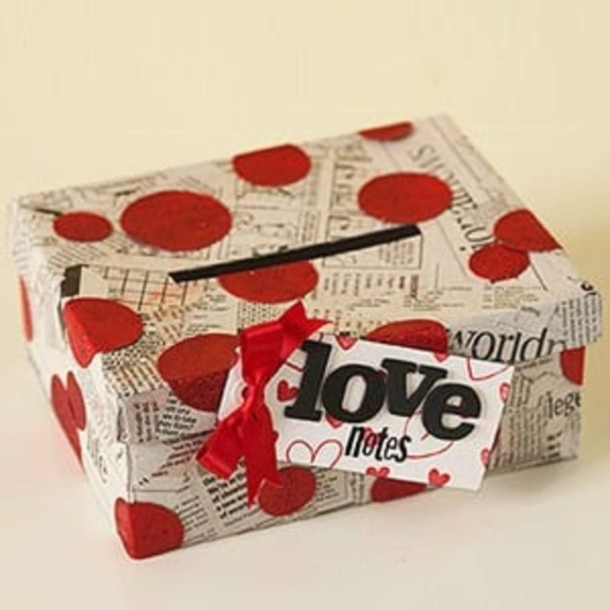 valentines box for kids