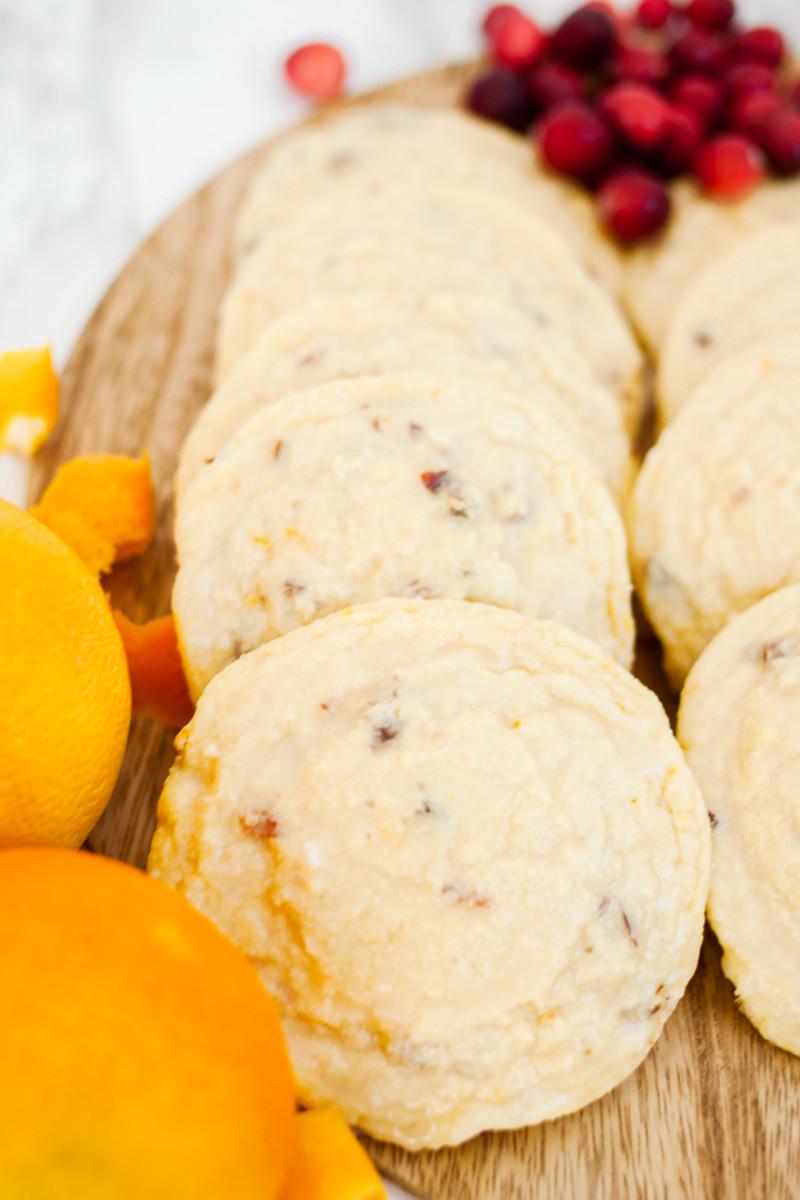 orange cranberry cake mix cookie recipe