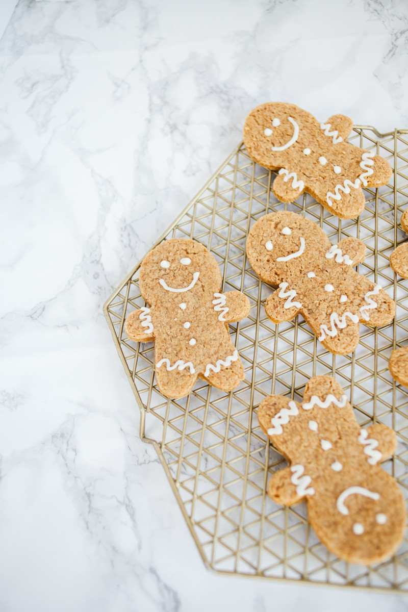 gingerbread man cake cookies recipe