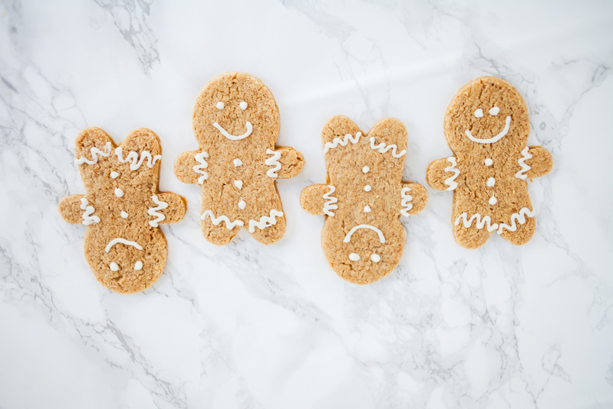 gingerbread man best cake cookies recipe