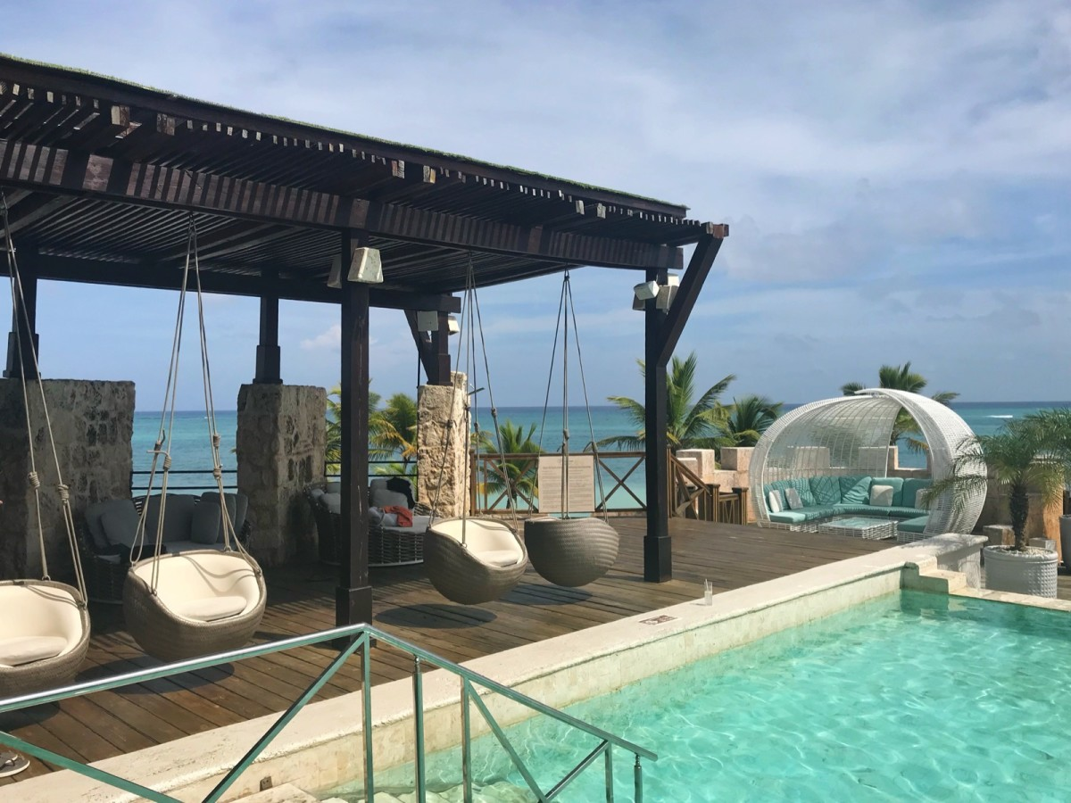 Sanctuary Cap Cana Pool