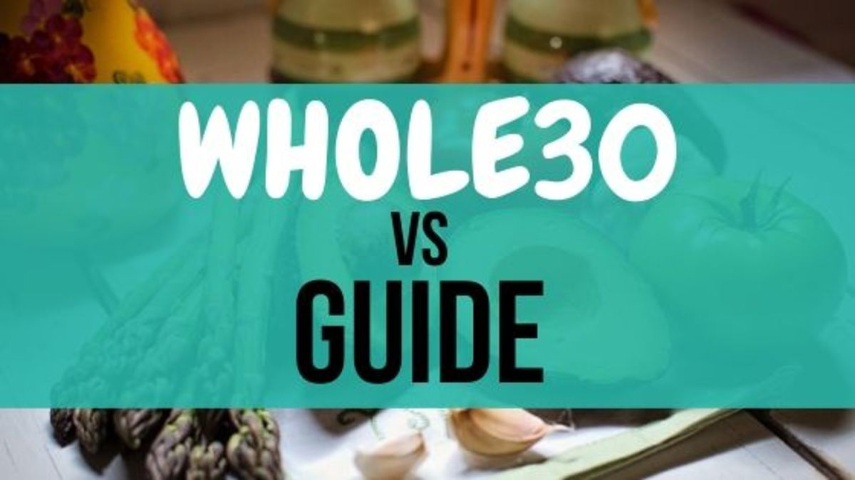 whole30 vs paleo vs keto diet