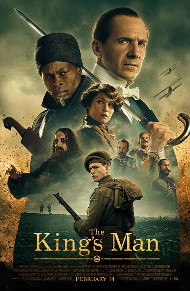 As a collection of history's worst tyrants and criminal masterminds gather to plot a war to wipe out millions, one man must race against time to stop them. It's the third and final part of the Kingsman trilogy.