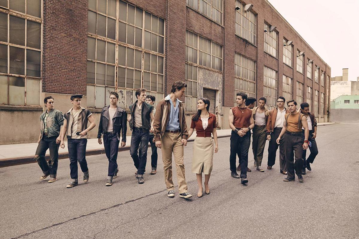 An adaptation of the 1957 musical, West Side Story explores forbidden love, and the rivalry between the Jets and the Sharks, two teenage street gangs of different ethnic backgrounds.