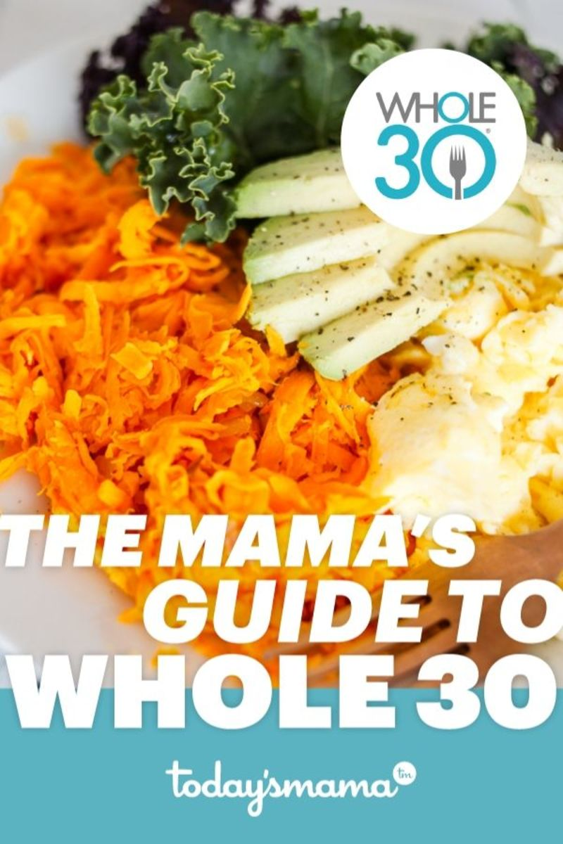 Mama's Guide To Whole30 (1)