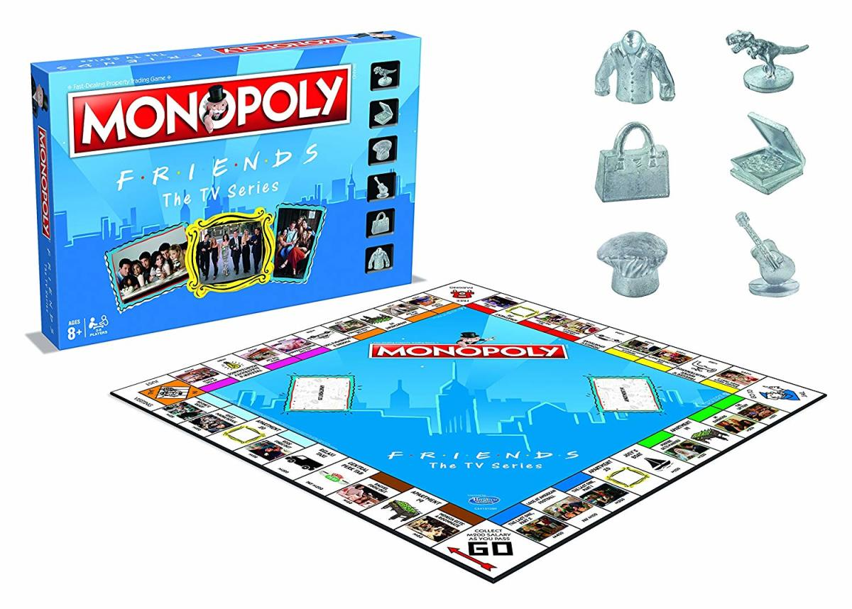 Friends TV Monopoly