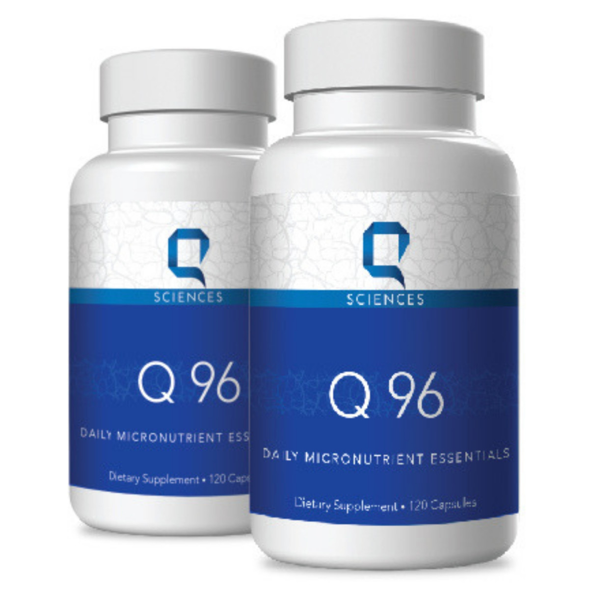 Q96 Vitamin Review