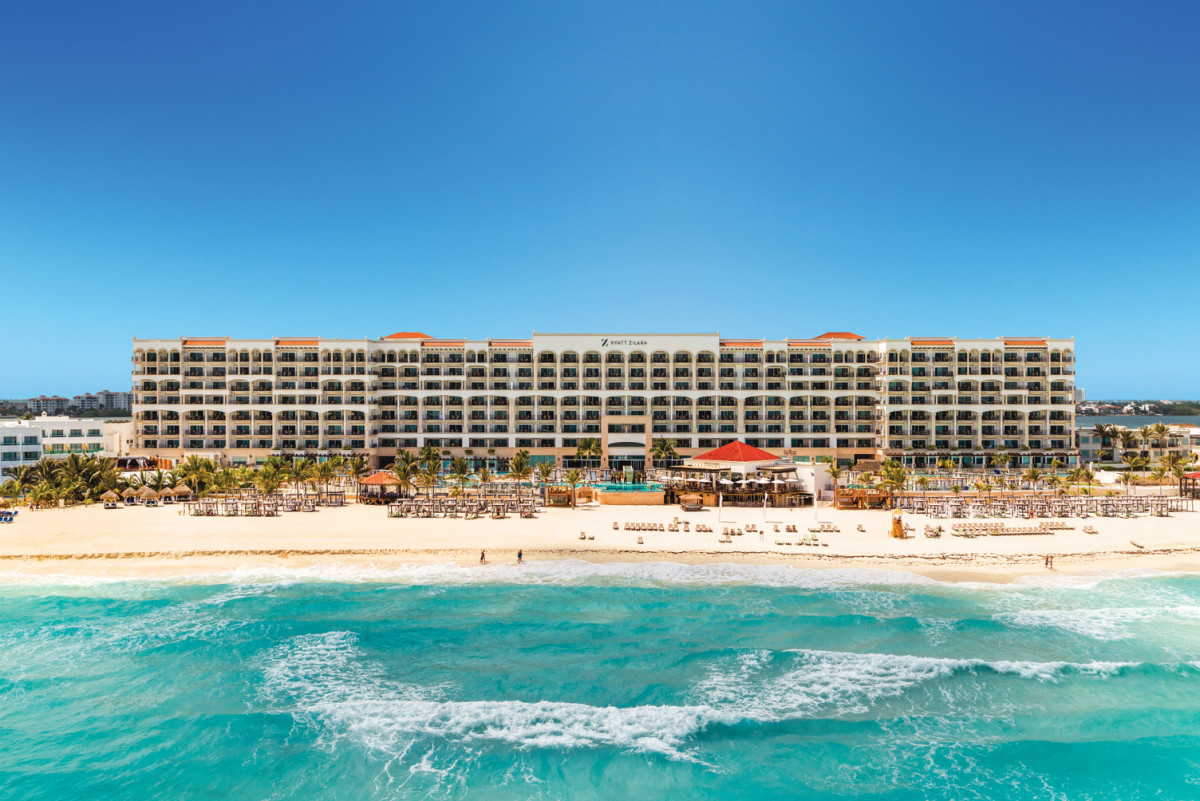 Hyatt-Zilara-Cancun-Aerial