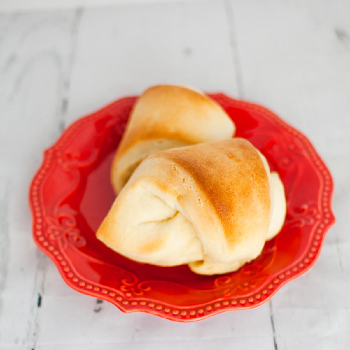 potato roll recipe christmas