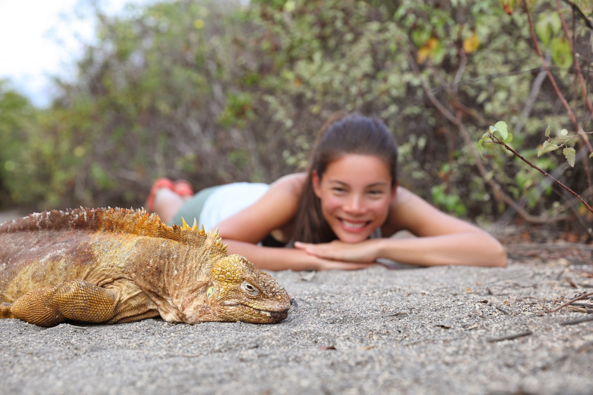 Worldschooling in Galapagos