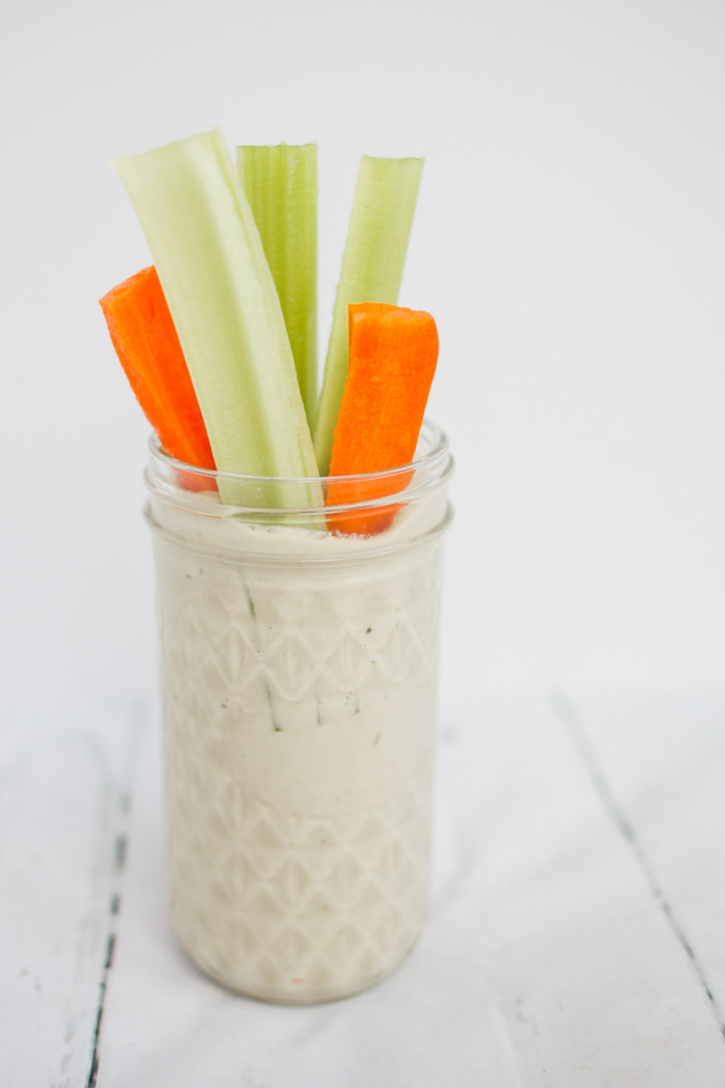 Easy Whole 30 Ranch Dressing