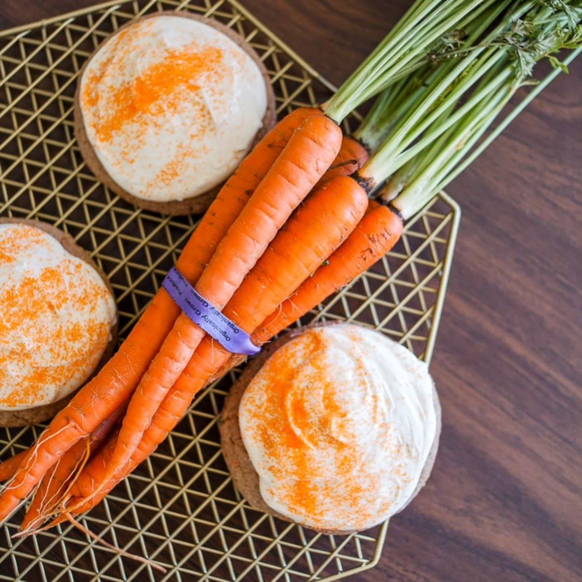 best carrot cake mix cookie recipe