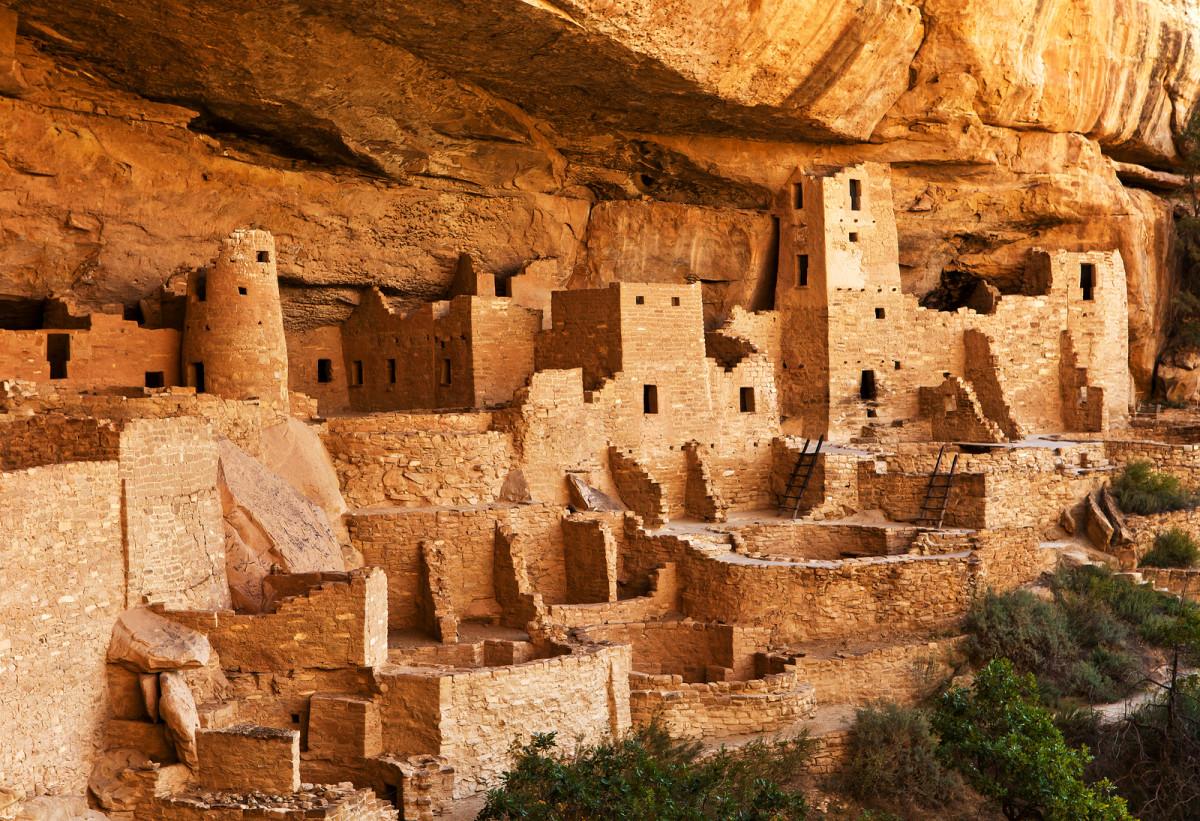 Mesa Verde Pueblo Land