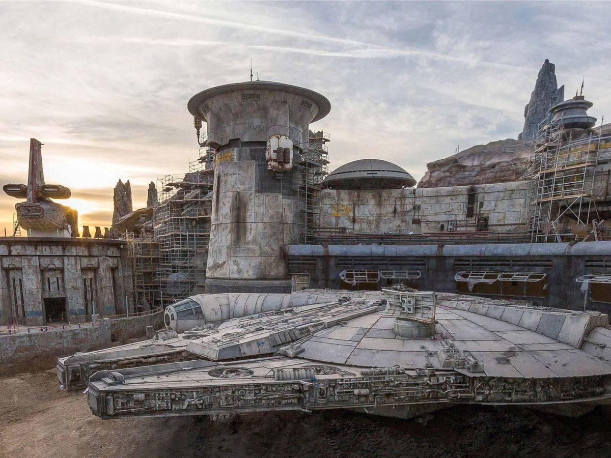 Batuu at Galaxy's Edge