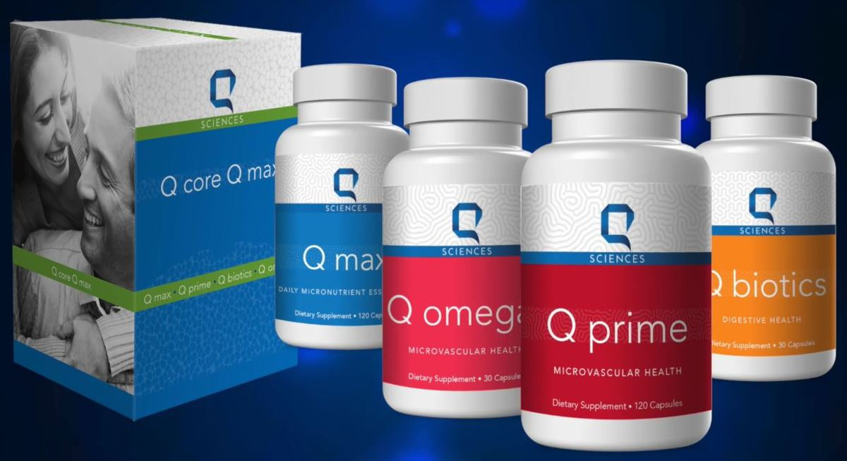 q core q max multivitamin