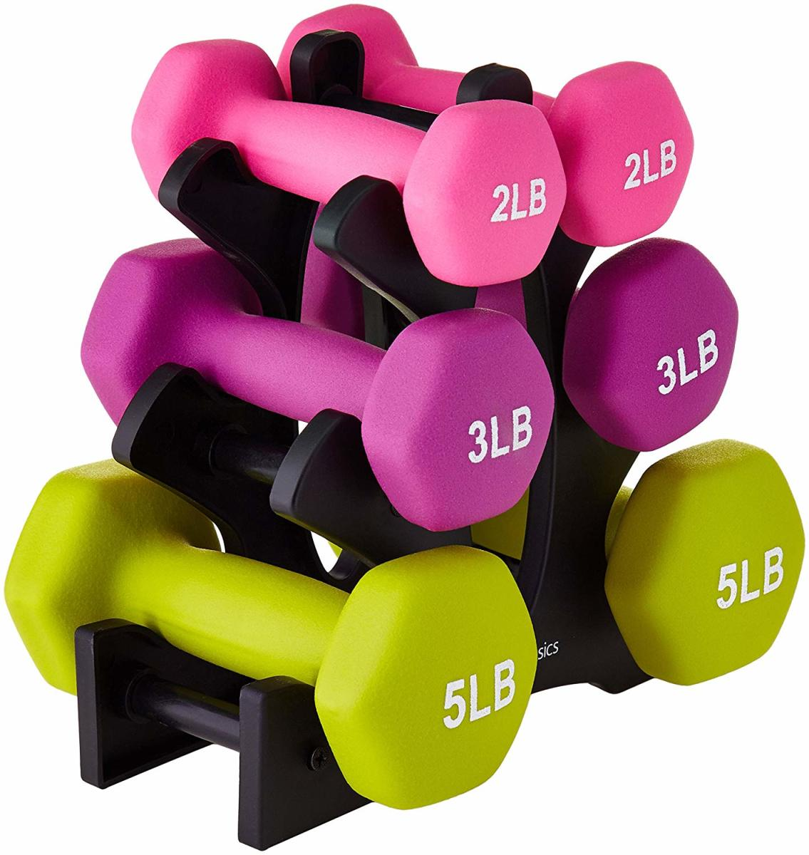 Weight Set for Women