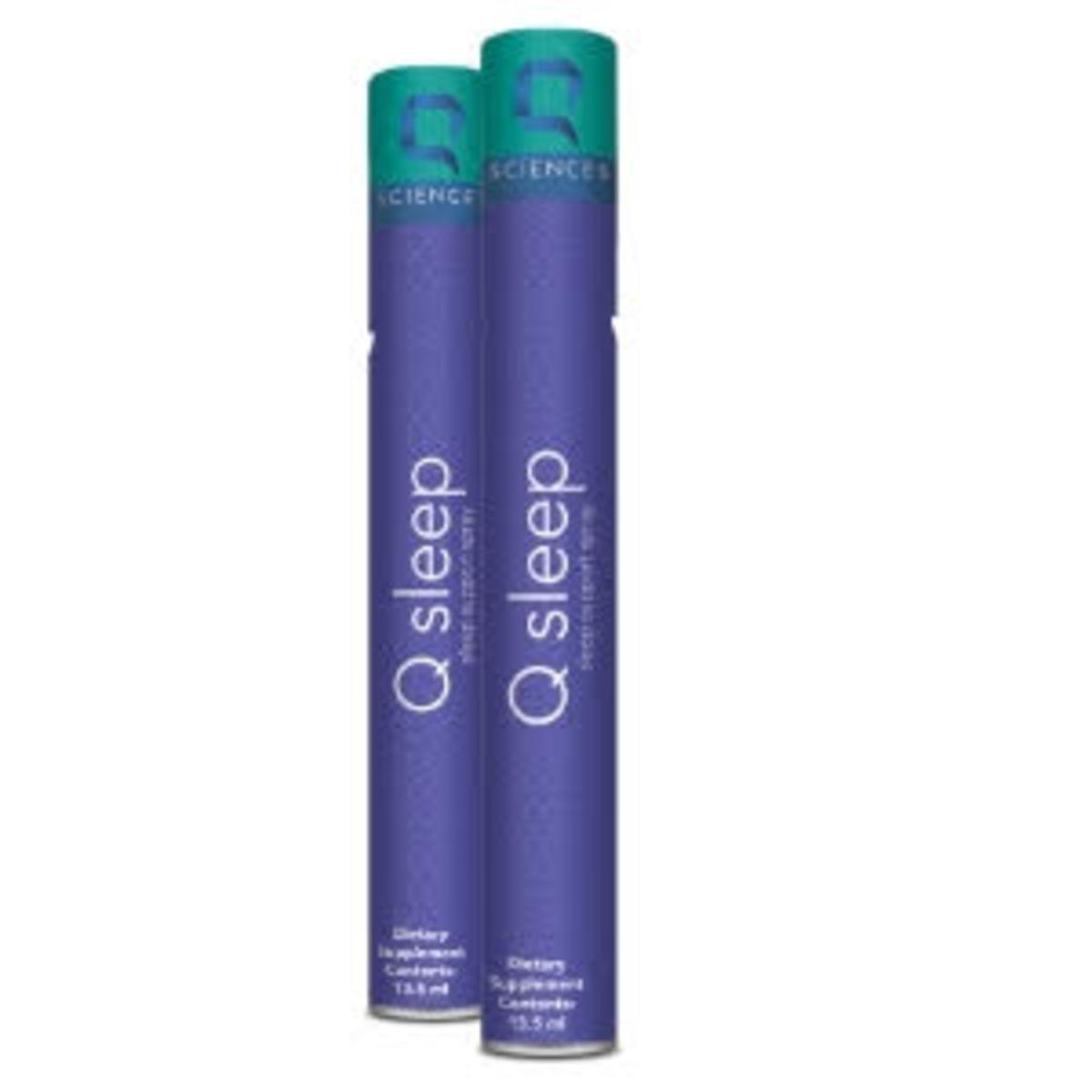 melatonin spray Q Sleep