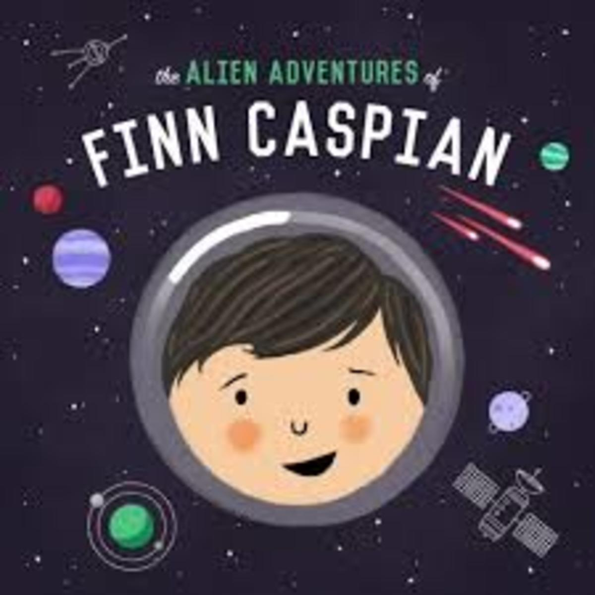 Podcasts for Kids The Adventures of Finn Caspian