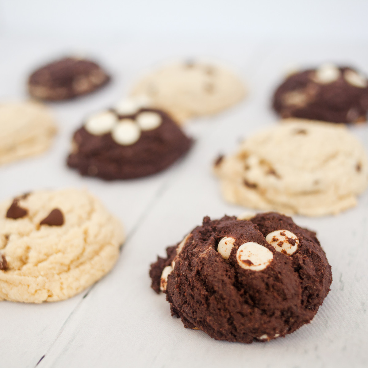 best Gluten Free Cake Mix Cookies Chocolate Chip