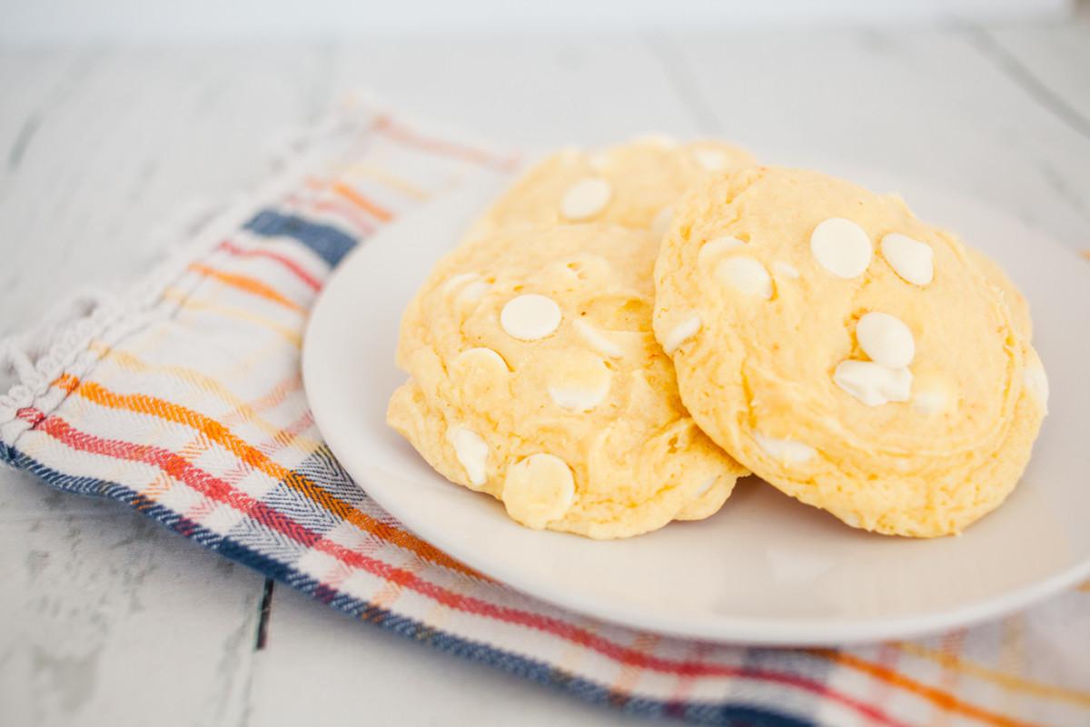 Banana Cream Pie With Pudding Cake Mix Cookies