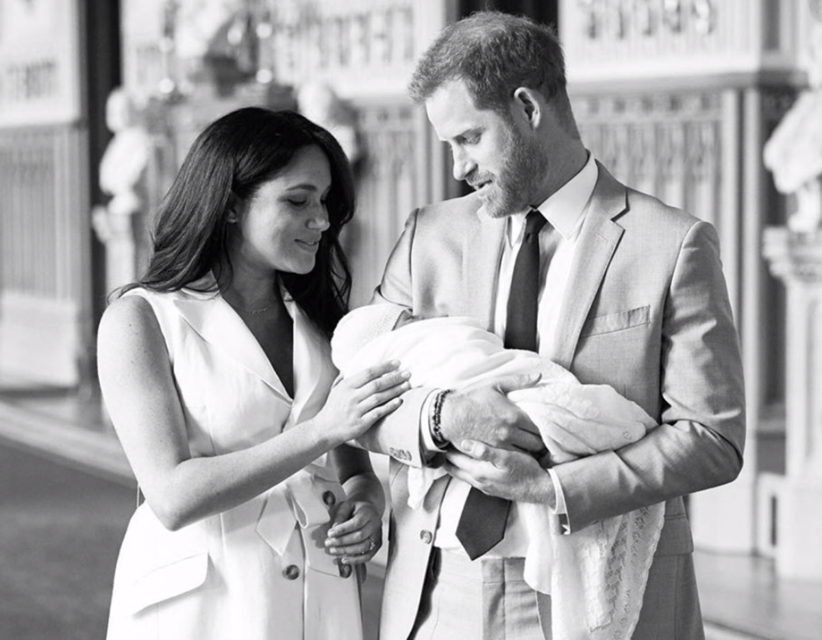 SussexRoyal Instagram